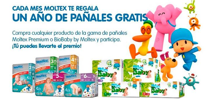 f3e263722a91 Moltex regala pañales gratis - Muestras Gratis Y Chollos