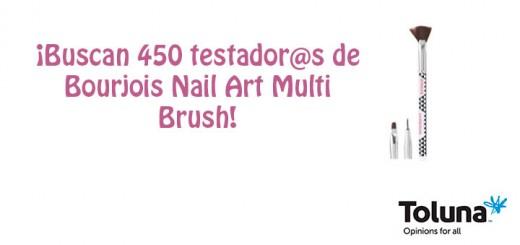 Prueba gratis Bourjois Nail Art Multi Brush