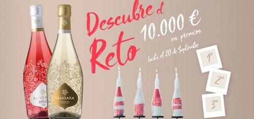 Sandara reparte 10.000€ en premios