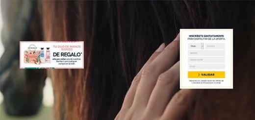 Cremas de manos de L'Occitane gratis