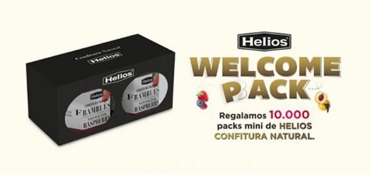 Helios regala 10.000 packs mini de mermeladas