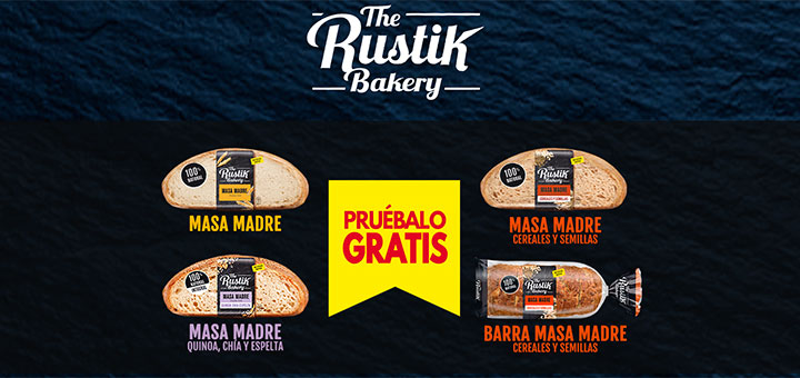Prueba gratis The Rustik Bakery