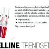 Maybelline da a probar gratis Superstay 24H