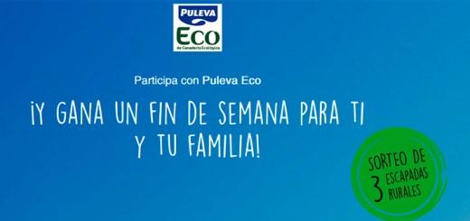 Puleva Eco sortea 3 escapadas rurales