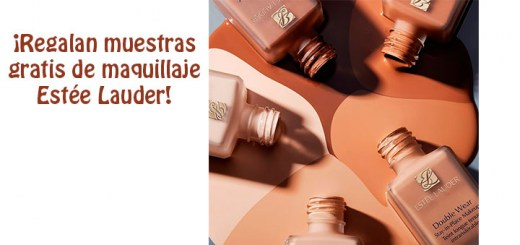Muestras gratis de maquillaje Estée Lauder