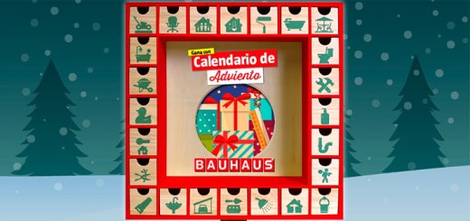 Calendario de adviento Bauhaus