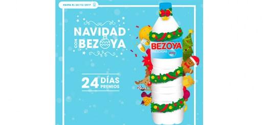 Calendario de adviento Bezoya 2017