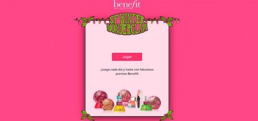 Consigue fabulosos regalos con Benefit