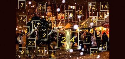Lista de Calendarios de Adviento 2017