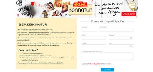 Gana un vale de 35 euros para revelar tus fotos con Argal