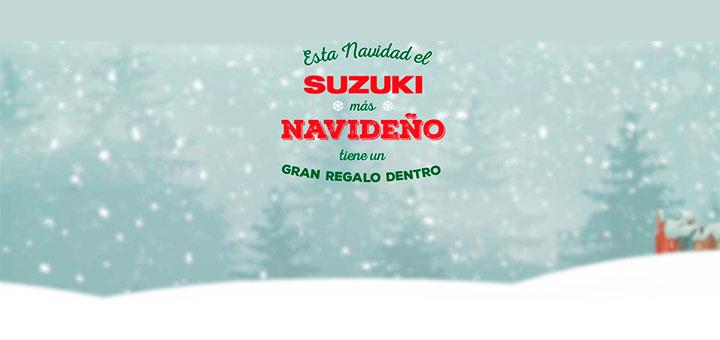 Gana una tarjeta regalo Amazon con Suzuki