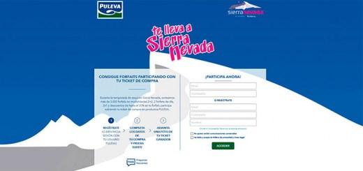 Puleva sortea más de 3.000 forfaits para Sierra Nevada
