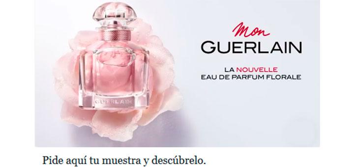 Muestras gratis de Mon Guerlain Eau de Parfum Florale