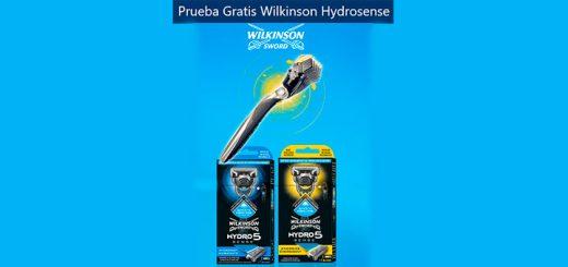 Prueba gratis Wilkinson Hydrosense