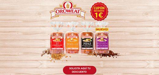 Cupón descuento de 1€ en Oroweat