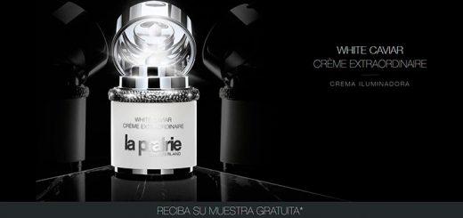 Muestras gratis de White Caviar Crème Extraordinaire