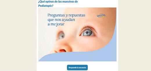 Ordesa reparte muestras gratis de Pediatopic