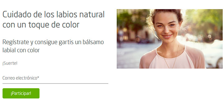 Consigue un Bálsamo Labial con Color con Weleda