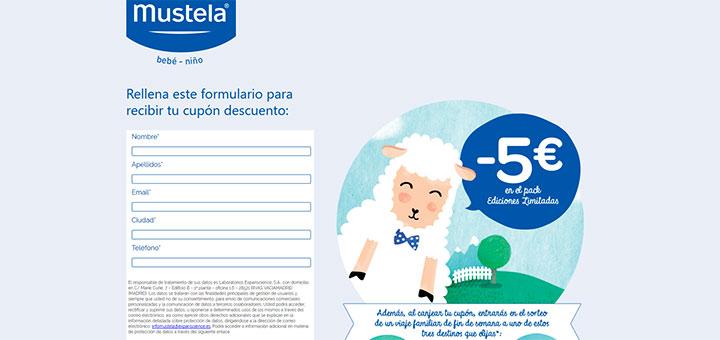 Consigue 5€ de descuento en el pack Ediciones Limitadas Mustela