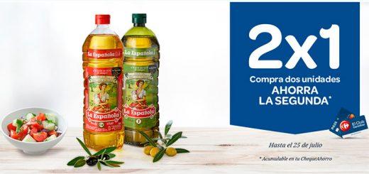 Disfruta de 2x1 en Carrefour