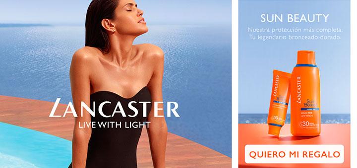 Gana un lote de productos solares Lancaster