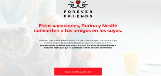 Llévate gratis un Kit Forever Friends de Purina