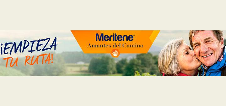 Realiza el Camino de Santiago con Meritene