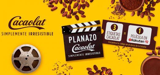 Consigue una película con Cacaolat