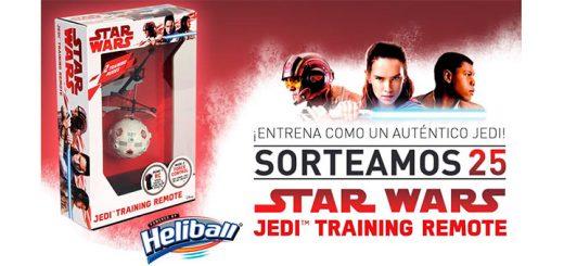 Mayoral sortea 25 Heliball Star Wars