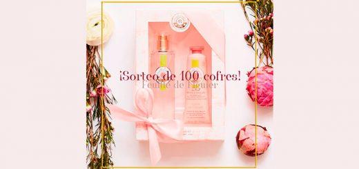 Sortean 100 cofres Roger & Gallet
