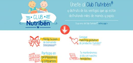 Ventajas del Club Nutribén