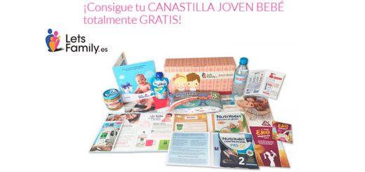 Consigue tu Canastilla Joven Bebé gratis