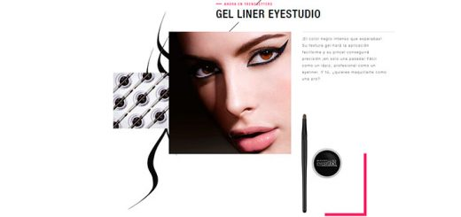 Dan a probar gratis Gel Liner EyestudioDan a probar gratis Gel Liner Eyestudio