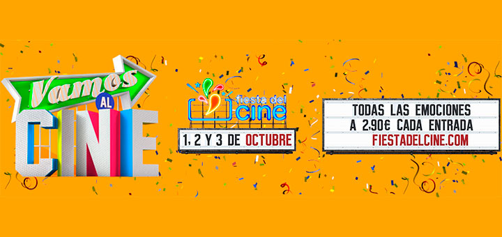 Fiesta del Cine Otoño 18