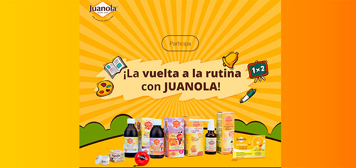 Gana un lote de productos Juanola