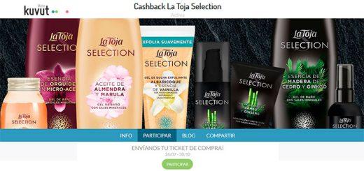 Precio rebajado en productos La Toja Selection con Kuvut