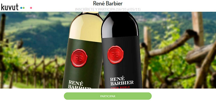 Dan a probar gratis René Babier