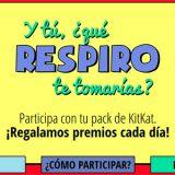 KitKat regala premios cada día