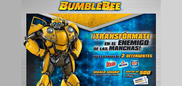 Llévate gratis un regalo seguro Bumblebee con Tu Casa Club