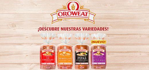 Prueba gratis las variedades de Oroweat