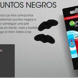 Dan a probar gratis Tiras Anti-Puntos Negros de Garnier