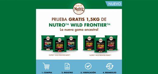 Prueba gratis Nutro Wild Frontier