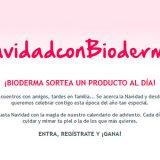 Calendario de adviento Bioderma 2018