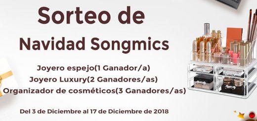 Songmics sortea increíbles regalos para esta Navidad