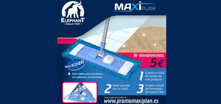 5€ de reembolso con Mopa Maxiplan