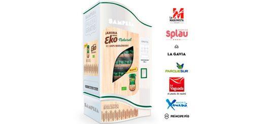 Muestras gratis de Eko con Samplia