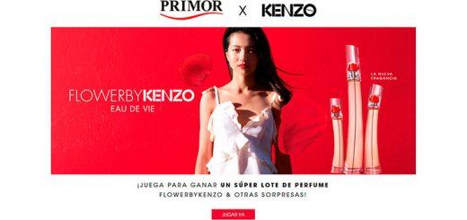 Muestras Súper Un De Kenzo Perfume Primor By Con Flower Gana Lote Yb6f7gyv