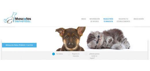 Recibe gratis la medalla de Mascotas Bienvenida