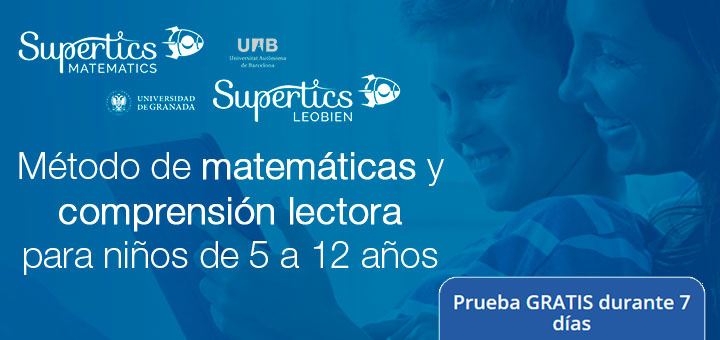 Prueba gratis Supertics Matemáticas y comprensión lectora