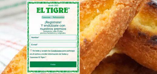El Tigre sortea premios cada 15 días